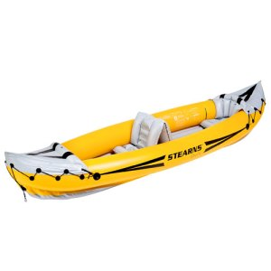 Our new inflatable kayak.